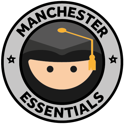 Essentials Manchester Logo